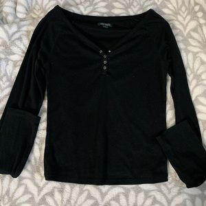 Wild Fable Ribbed Long Sleeve